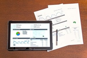Analysis Analytics Business Charts