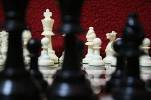 Chess Game Strategy King Challenge
