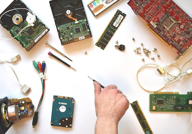 Hardware Electronics Repair Service